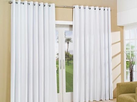 Cómo debemos colocar correctamente una cortina