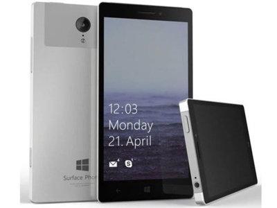 Surface phone: ¿planea Microsoft una nueva era en sus smartphones?