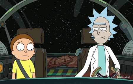 """'Rick y Morty': así es el """"Story Circle"""", el método con el que Dan Harmon estructura todos los episodios de la serie"""