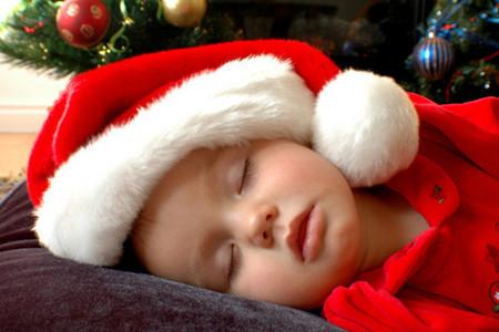 La primera Navidad del bebé