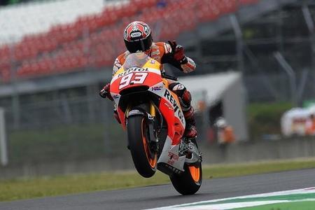 Marc Márquez ha vuelto a ser el más rápido de MotoGP