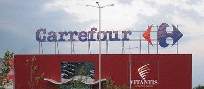 Carrefour vs Jialefú, demandas por copias en los logos y nombres comerciales