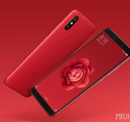 Xiaomi Mi 6x Oficial 2