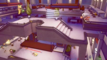 Worms Rumble, el loco Battle Royale de la saga, dará el salto a Xbox One, Xbox Series X/S y Nintendo Switch en 2021
