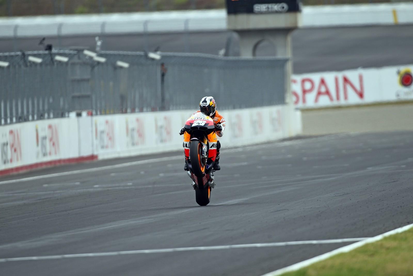 Foto de Dani Pedrosa MotoGP (15/22)