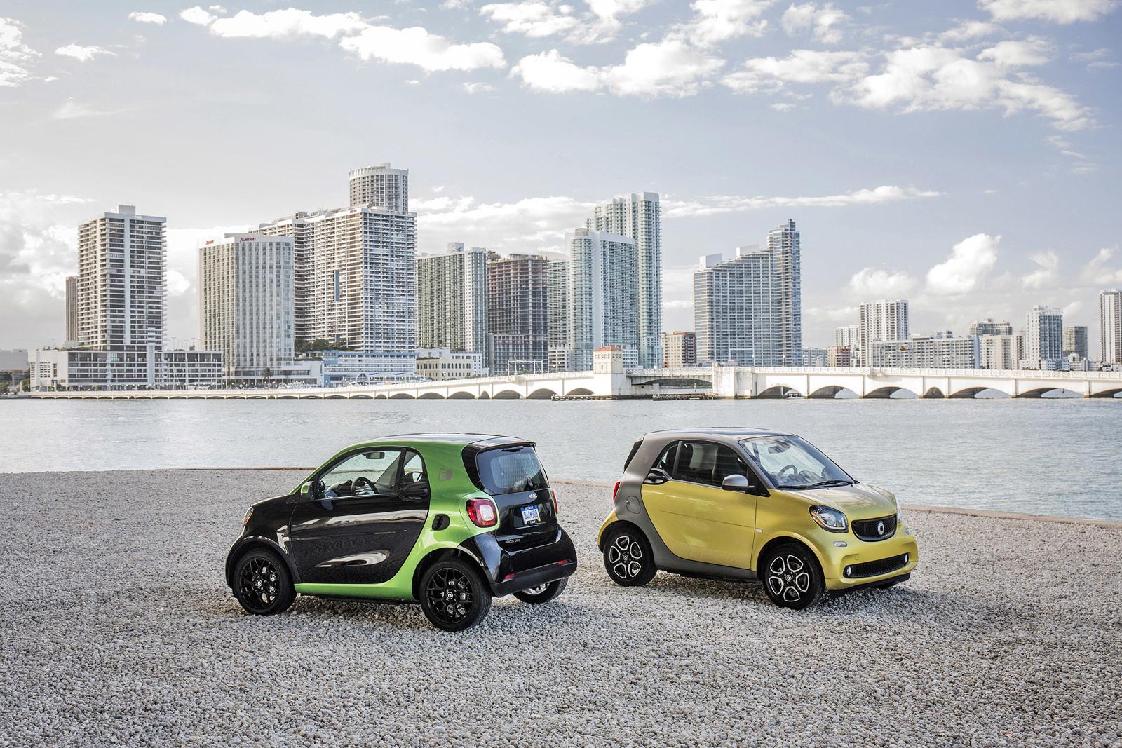 Foto de smart fortwo Electric Drive, toma de contacto (197/313)