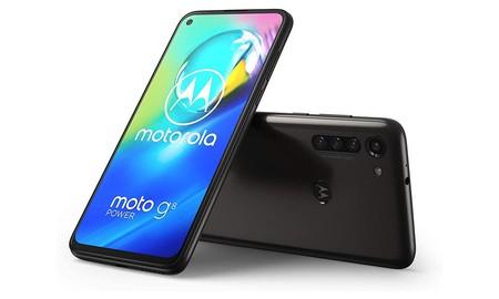 Batería bestial por sólo 199,90 euros: precio mínimo en Amazon para el Moto G8 Power de Motorola