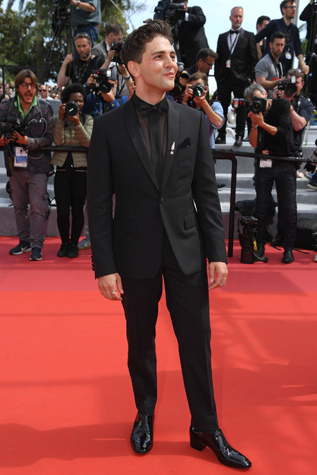 Xavier Dolan Red Carpet Cannes 2019 Trendencias Hombre 03