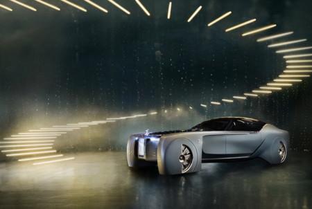 Rolls Royce 103EX, la visión del futuro de la marca de superlujo