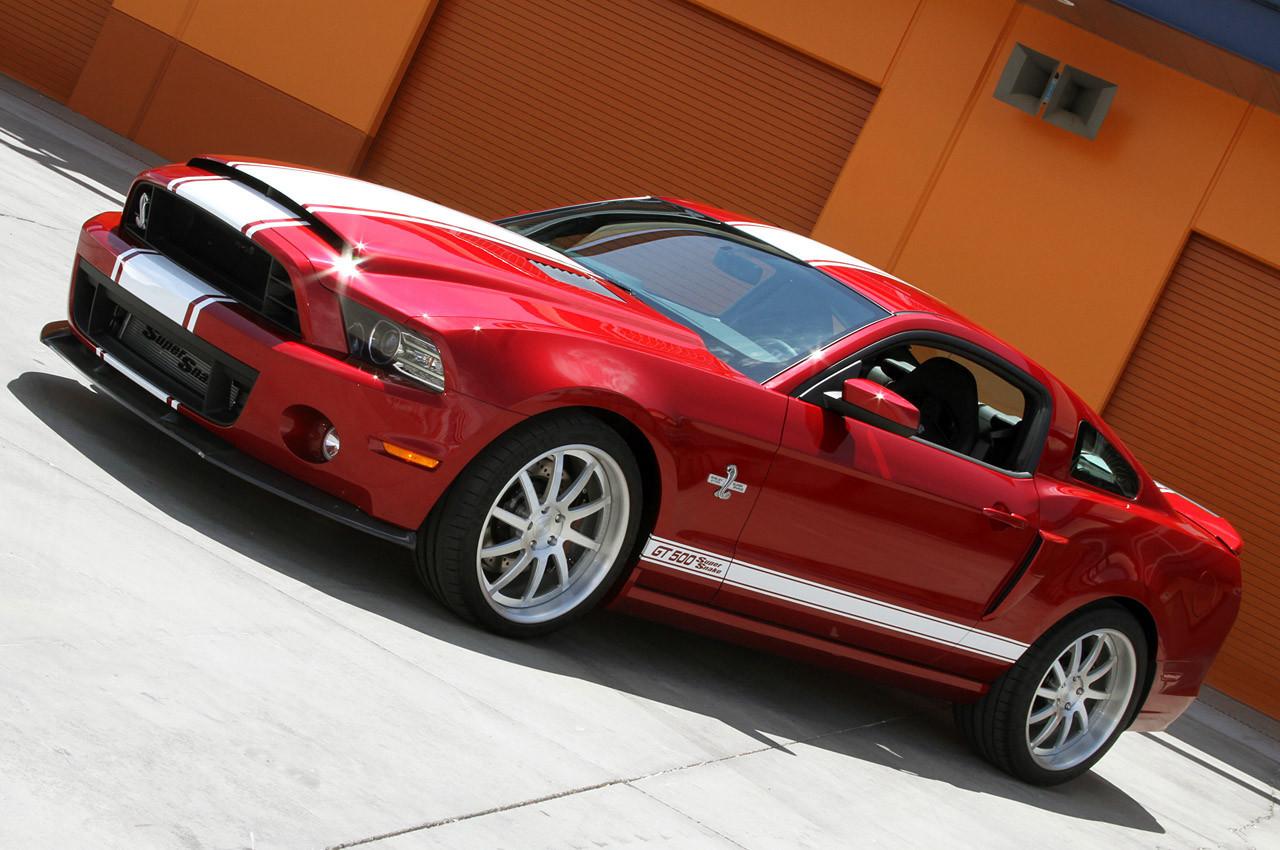 Foto de 2013 Shelby GT500 Super-Snake (7/9)