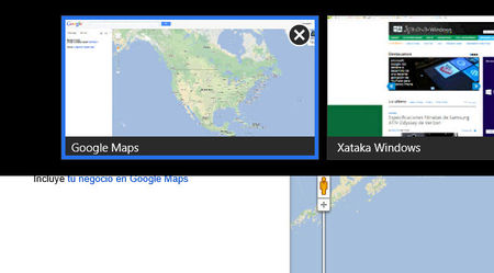 Google Maps inaccesible para Windows Phone
