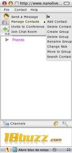 Buzz ofrece servicio de mensajería vía web