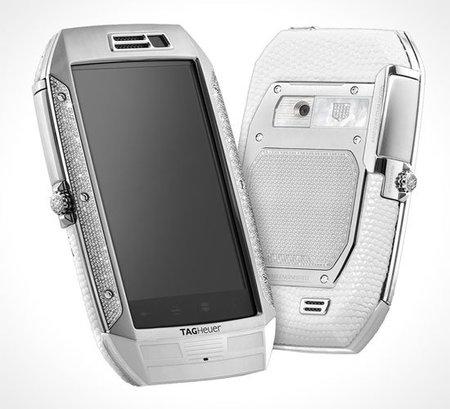 Tag Heuer Link Diamonds, la joya más preciada de la tecnología móvil