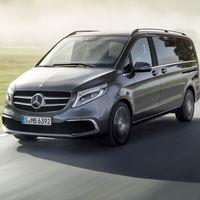 El Mercedes-Benz Clase V 2019 se actualiza por dentro y por fuera, y estrena motor diésel y cambio 9G-Tronic