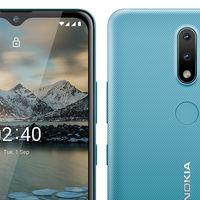 El Nokia 2.4 se filtra en imágenes con un diseño continuista y lector de huellas