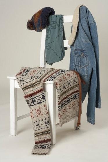 El punto invade este Otoño-Invierno 2011/2012 la colección de Topman