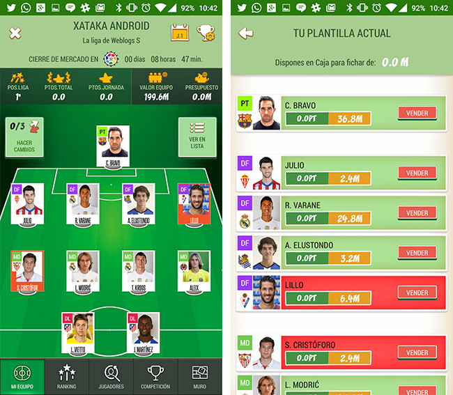 BeSoccer, a Football Manager for Android That Wants to Be The Alternative to The Comunio