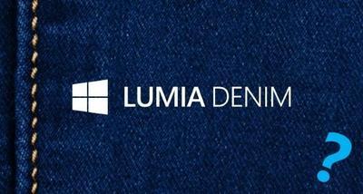 Lumia Denim no llegaría hasta las primeras semanas de enero, según O2