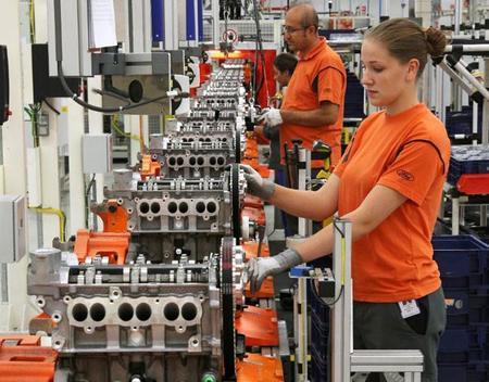 Dos millones de motores Ford EcoBoost y avanzando