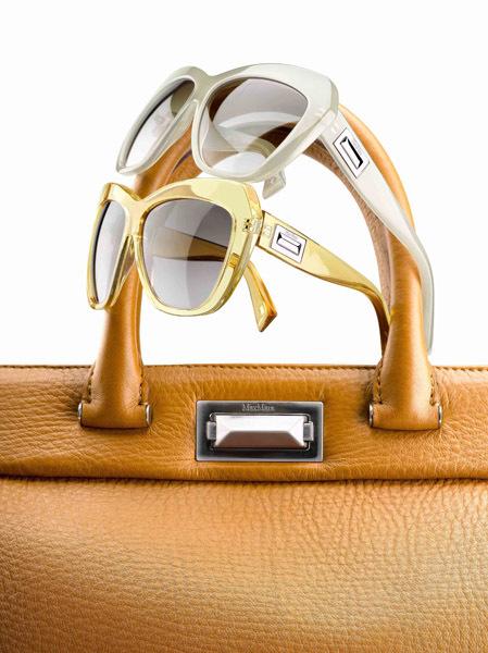 """Max Mara presenta una """"Capsule Collection"""" de gafas de estilo retro"""