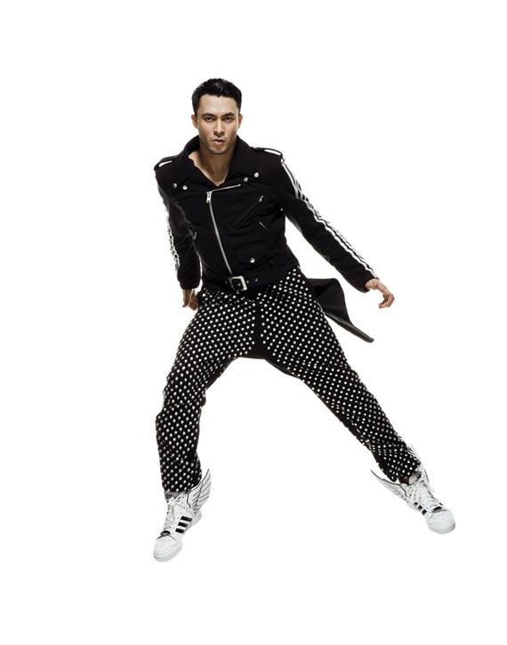 Foto de Primeras imágenes del lookbook de Jeremy Scott para Adidas (3/5)
