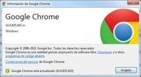 Google Chrome 14, versión estable lista para descargar