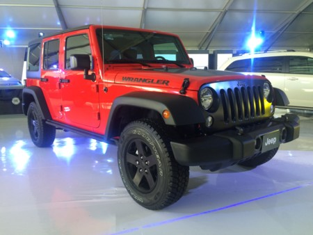 Jeep Wrangler BlackBear