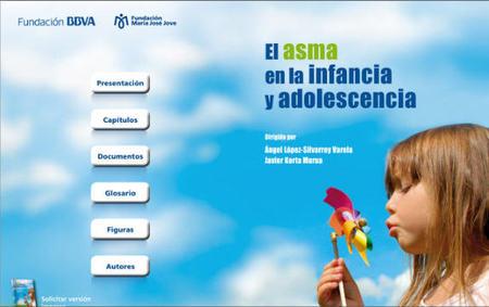 Un libro para conocer el asma y mejorar el bienestar de los pacientes: 'El asma en la infancia y la adolescencia'
