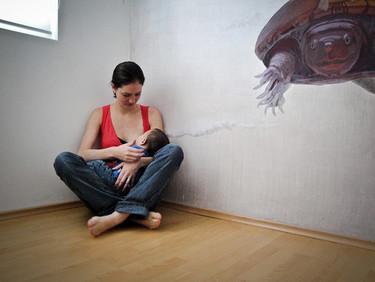 Concurso de fotos sobre crianza en brazos y lactancia en Baleares