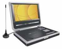 Reproductor DVD portátil Airis con TDT