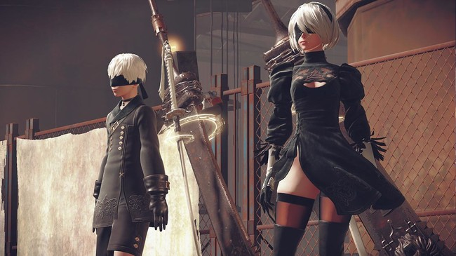 Nier Automata April 21 9