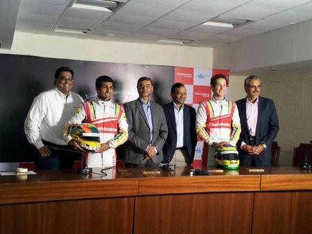 Bruno Senna y Karun Chandhock, nuevos pilotos de Mahindra en la Formula E