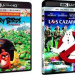 Sony Pictures lanzará sus primeros títulos Blu-ray UHD en España en noviembre