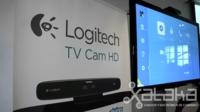 Logitech TV Cam HD, toma de contacto