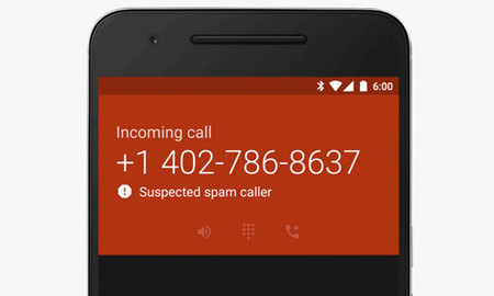 Caller ID spam