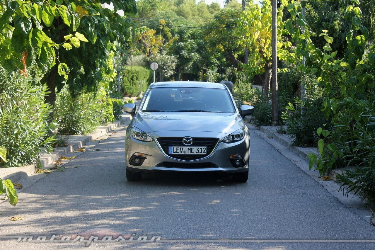 Foto de Mazda3 2013, presentación y prueba (23/61)