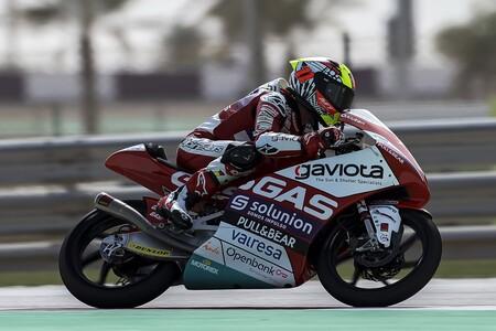 Sergio Garcia Doha Moto3 2021