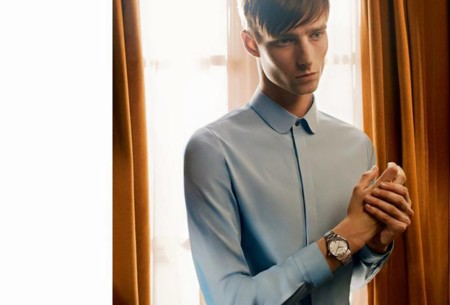 Laurie Harding Gucci Watches Campaign 001