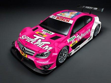 Susie Wolff confirmada por Mercedes-Benz en el DTM