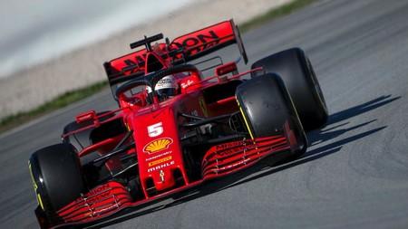 Vettel Formula 1 2020