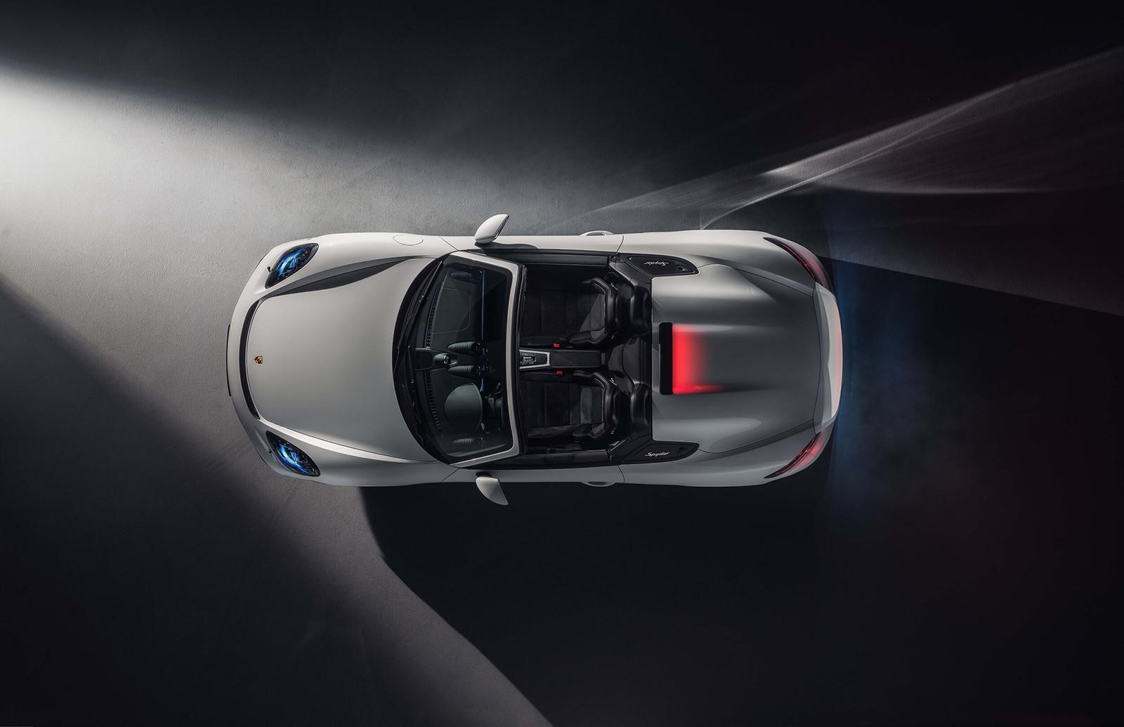 Foto de Porsche 718 GT4 2020 (11/13)