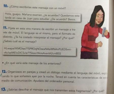Libros de texto SMS