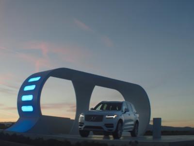 Volvo XC90 T8 Plug-in Hybrid: Volvo te enseña la mejor manera de cargar un híbrido enchufable