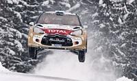 Rally de Suecia 2013: Mikko Hirvonen se consuela con la superespecial