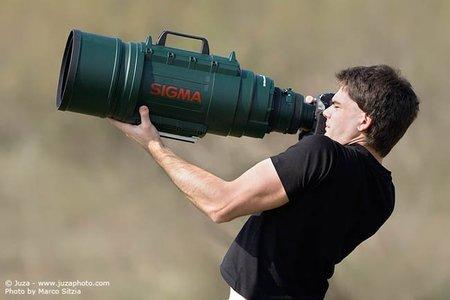 """Sigma 200-500mm f/2.8 por """"sólo"""" 14.000 dólares"""