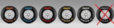 Pirelli anuncia que el compuesto duro posiblemente no vuelva a ser utilizado