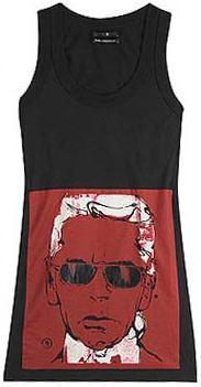 Camiseta de Karl Lagerfeld
