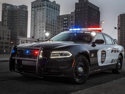California encarga 580 Dodge Charger Pursuit de policía para su 'Highway Patrol'