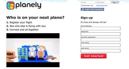 Planely: descubre quien vuela contigo