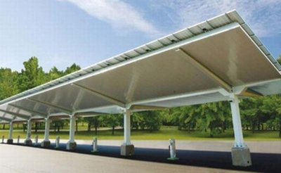 General Electric persigue estaciones de recarga con energía limpia, la solar